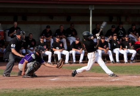 UCM Mules Baseball - Sports Photography - Alyssa Corkill